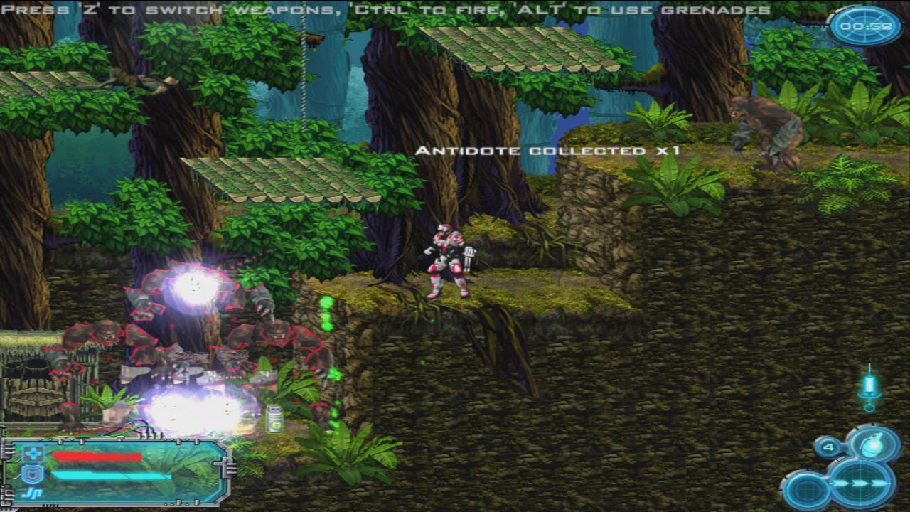 Biozone screenshot