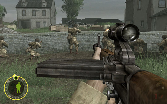 Brothers in Arms: Earned in Blood Free Download image 1