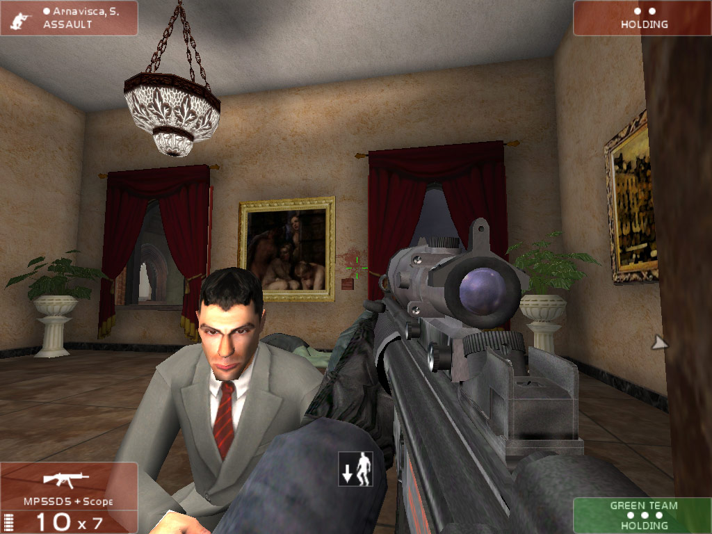 Tom Clancy's Rainbow Six 3 Gold screenshot