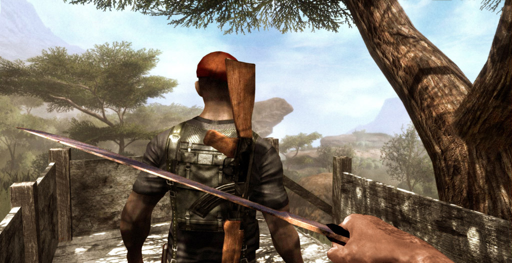 Far Cry 2: Fortune's Edition screenshot 3
