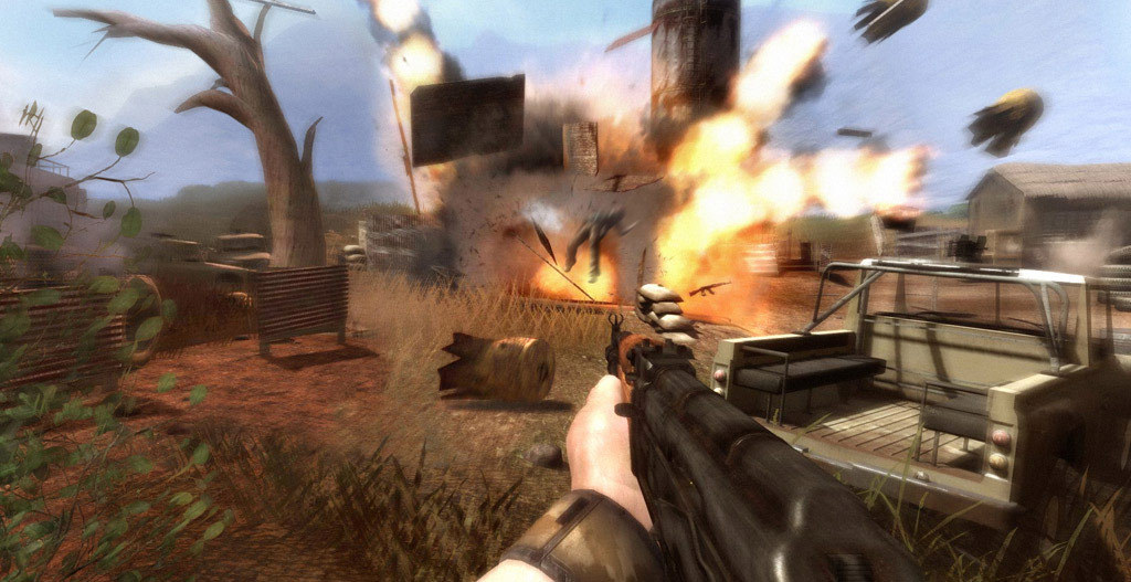 Far Cry 2: Fortune's Edition screenshot 1