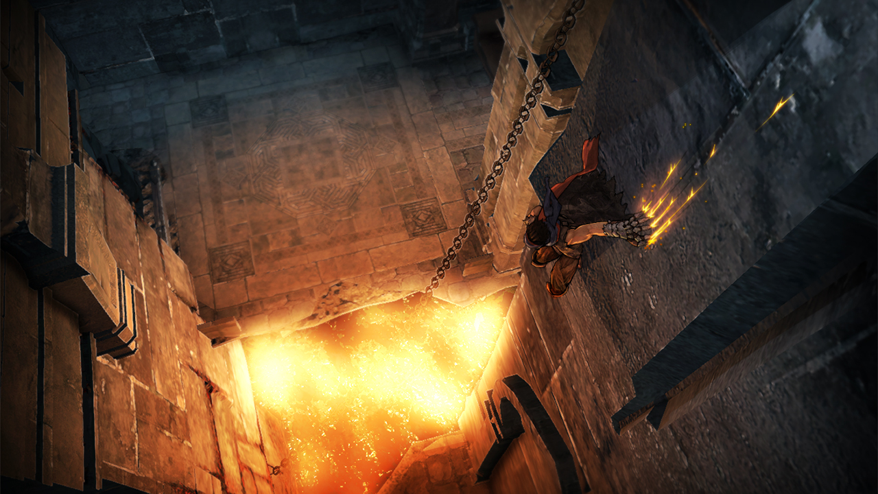 Prince of Persia (2008) screenshot 1