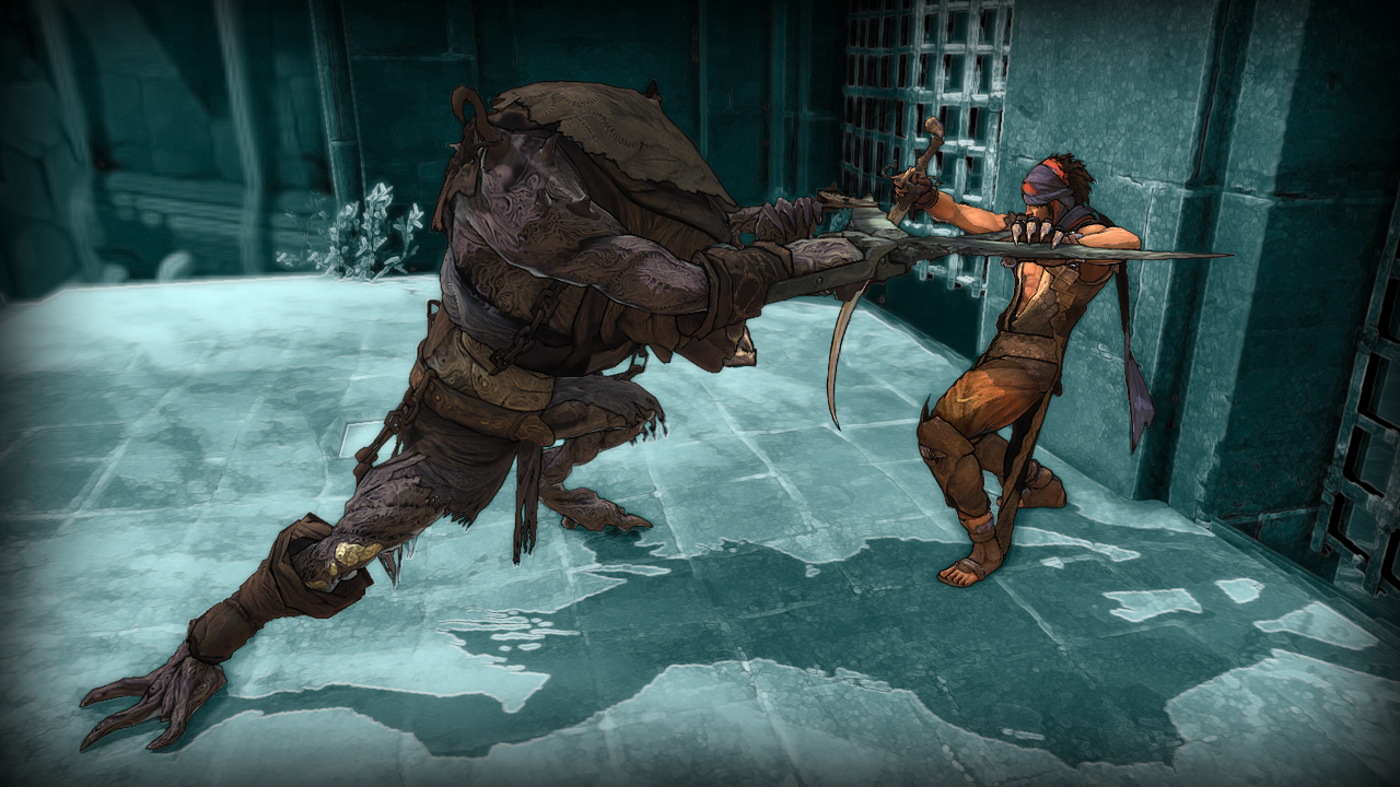 Prince of Persia (2008) screenshot 3