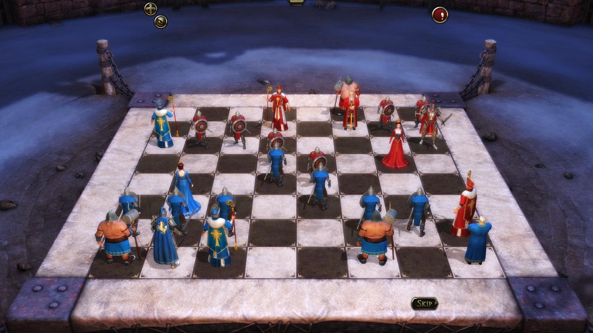 Jogos battle chess game of kings for Battle chess