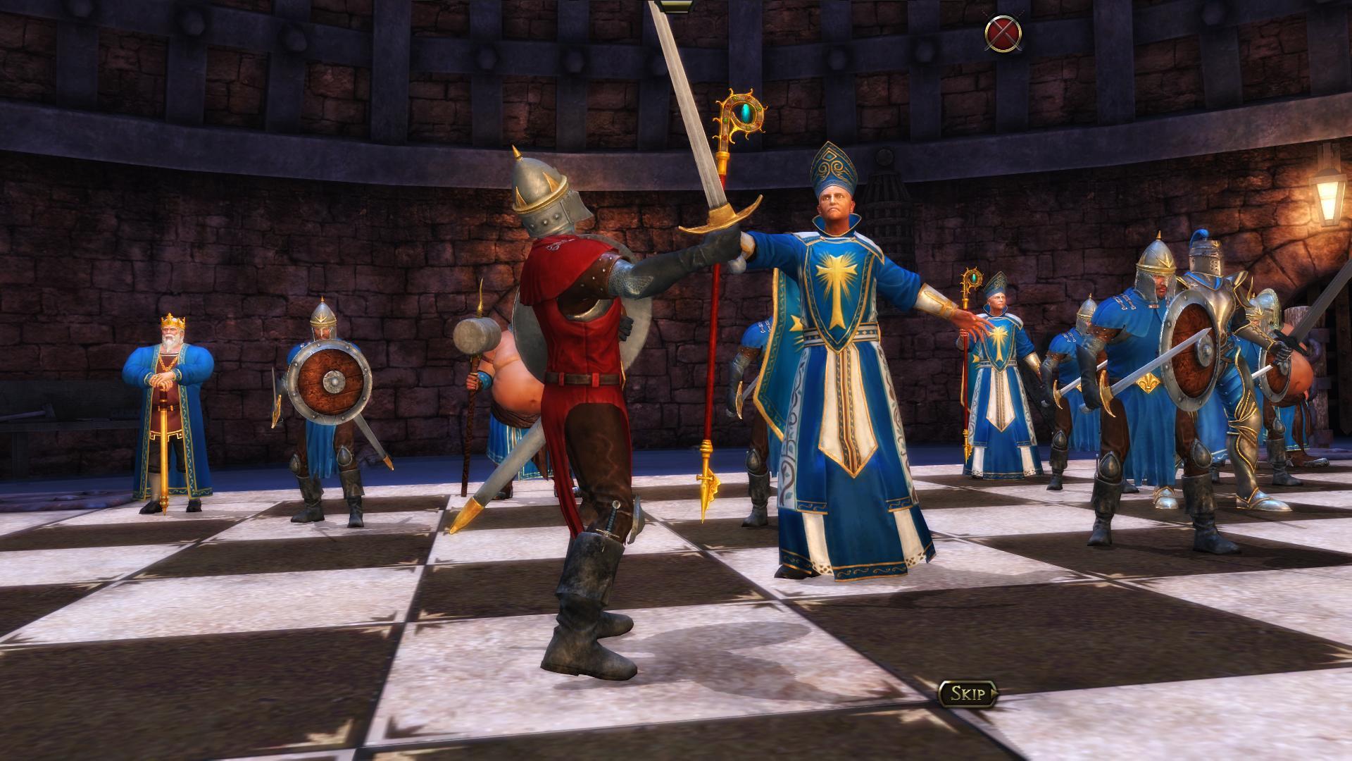 Battle Chess: Game of Kings screenshot