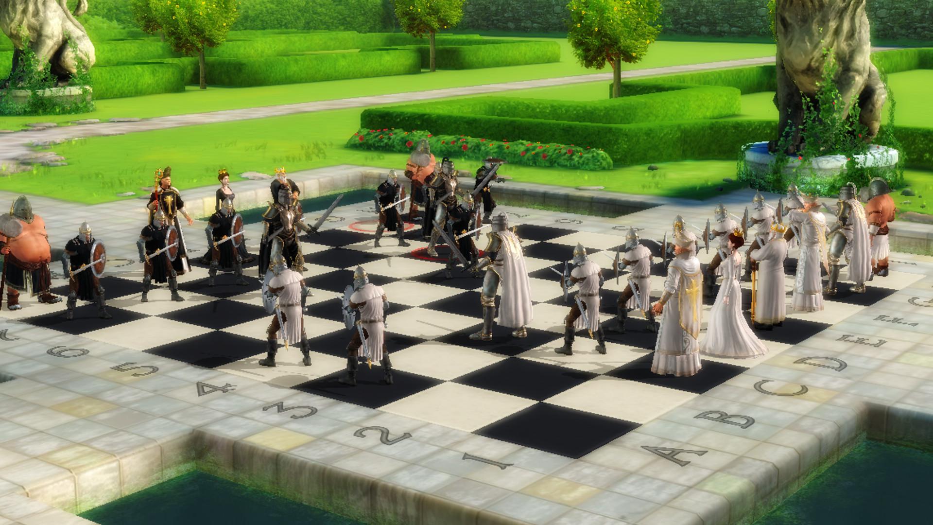 Best Chess games per platform
