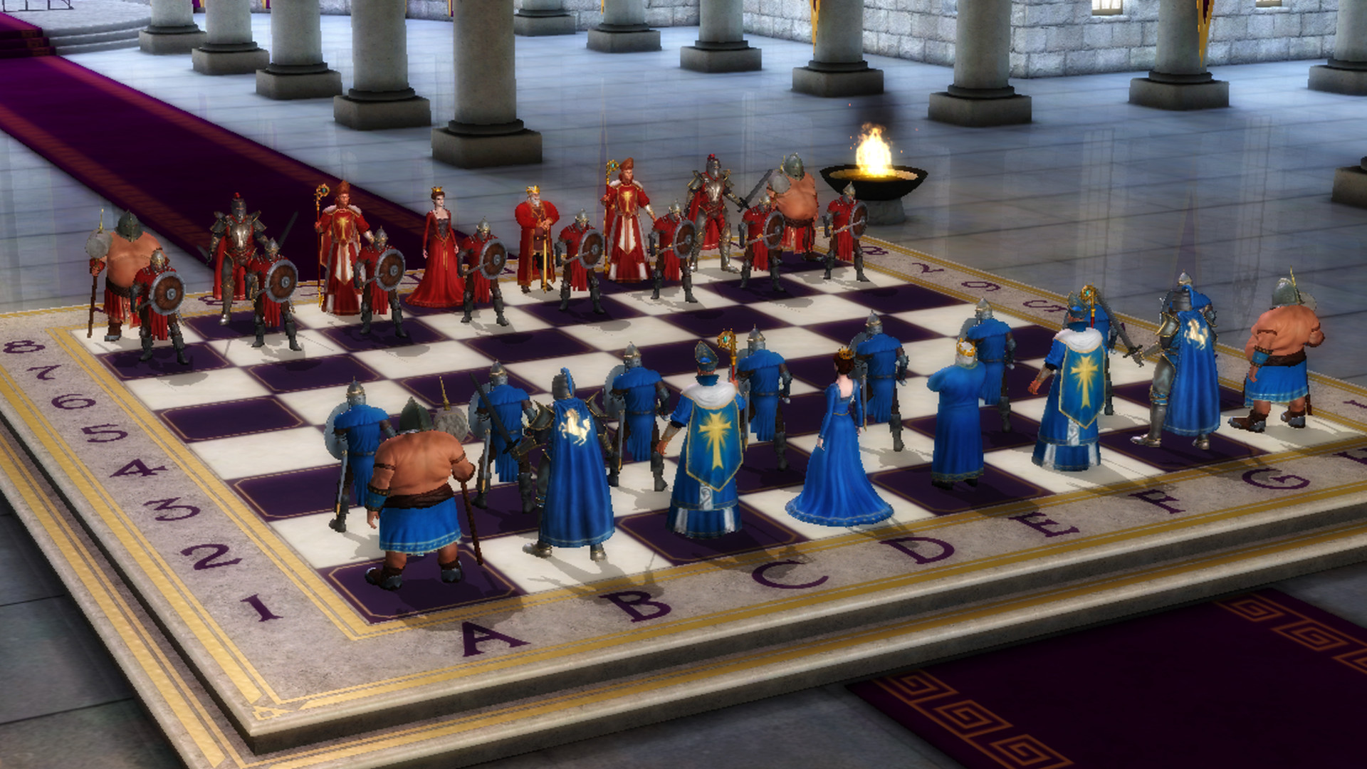 Play Chess online at Agame.com - Play Free Online Games