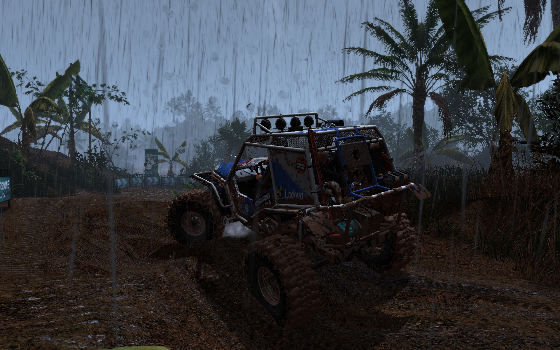 Off-Road Drive screenshot