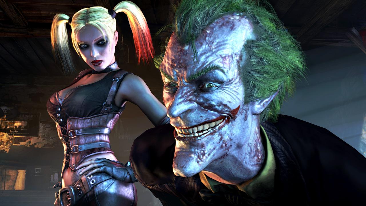 Batman: Arkham City - Game of the Year Edition screenshot