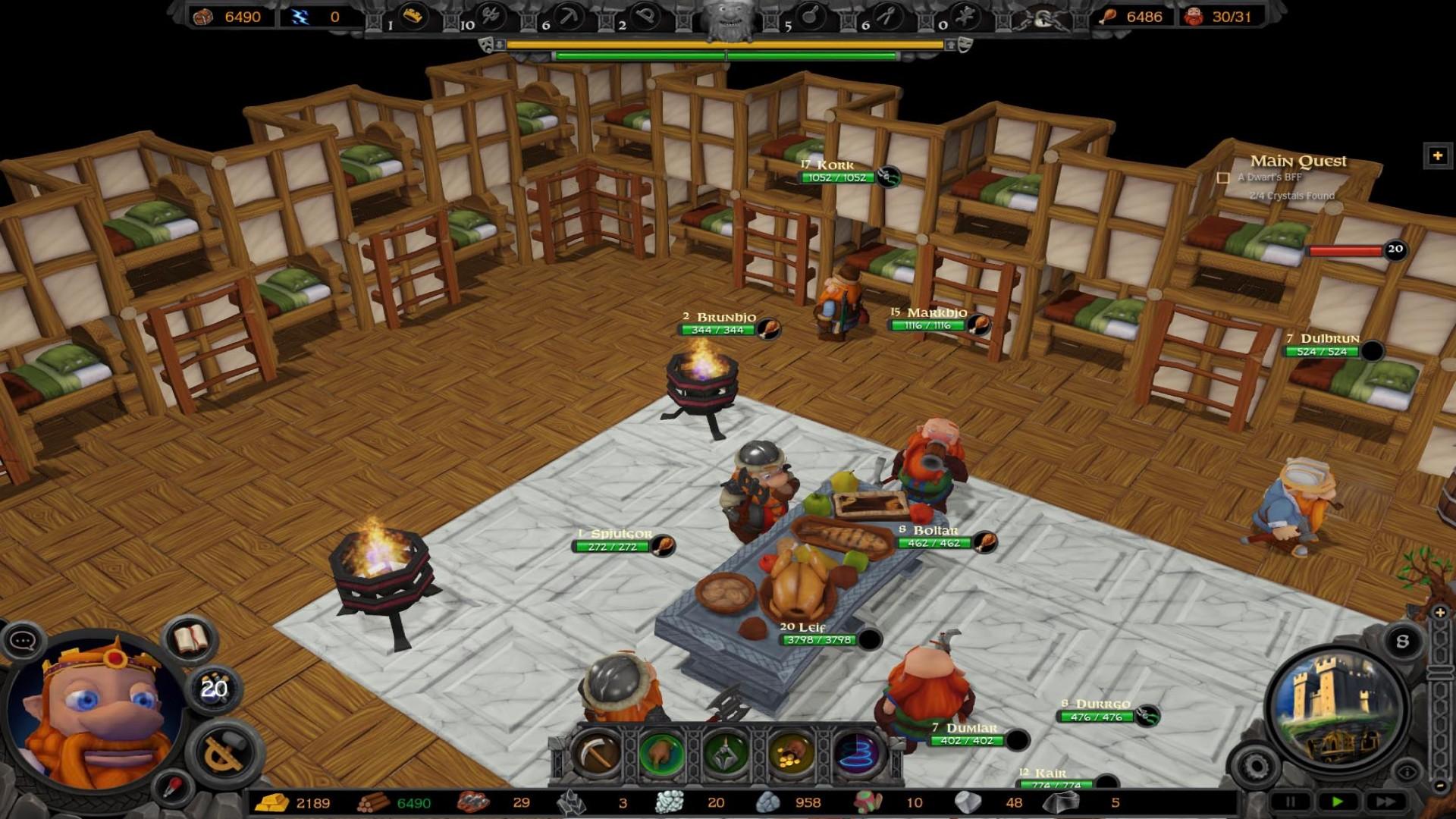 A Game of Dwarves screenshot