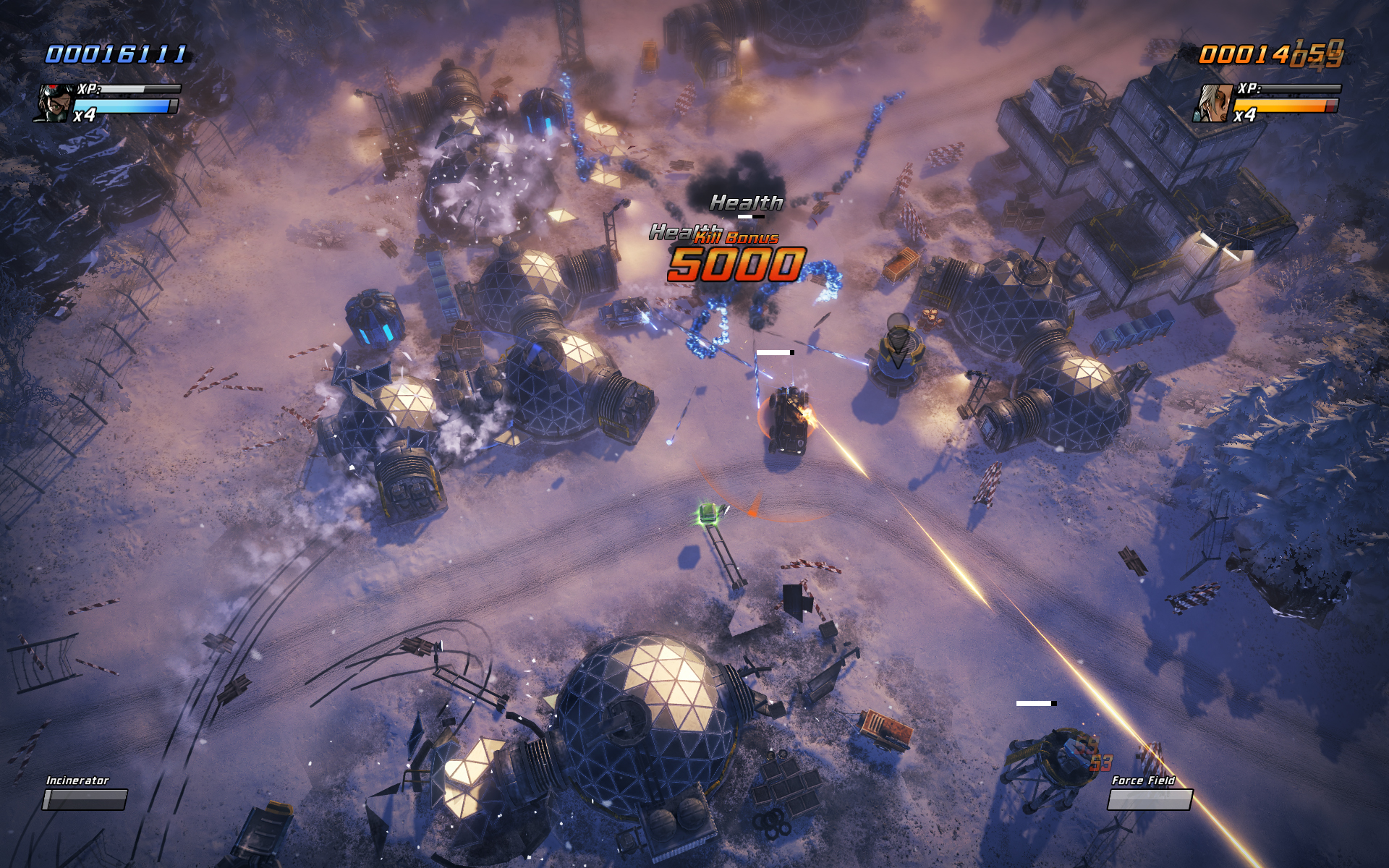 Renegade Ops - Coldstrike Campaign screenshot