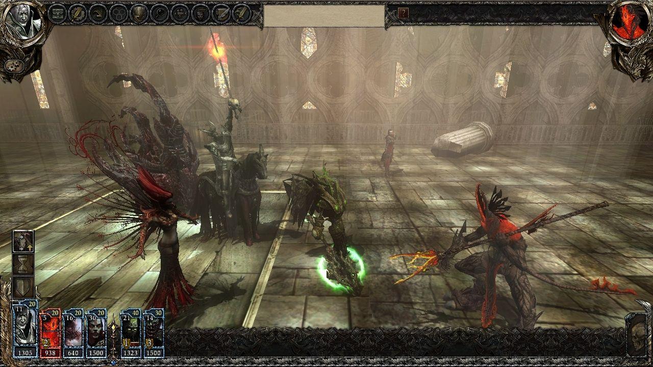Disciples III - Resurrection screenshot
