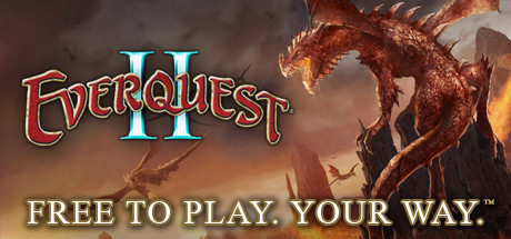 EverQuest® II Free-To-Play. Your Way.™