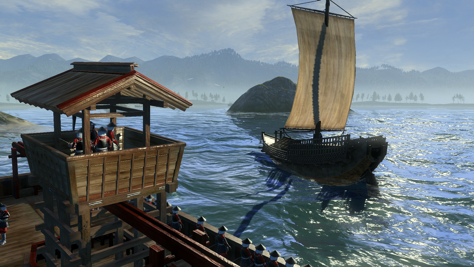 Total War: SHOGUN 2 screenshot