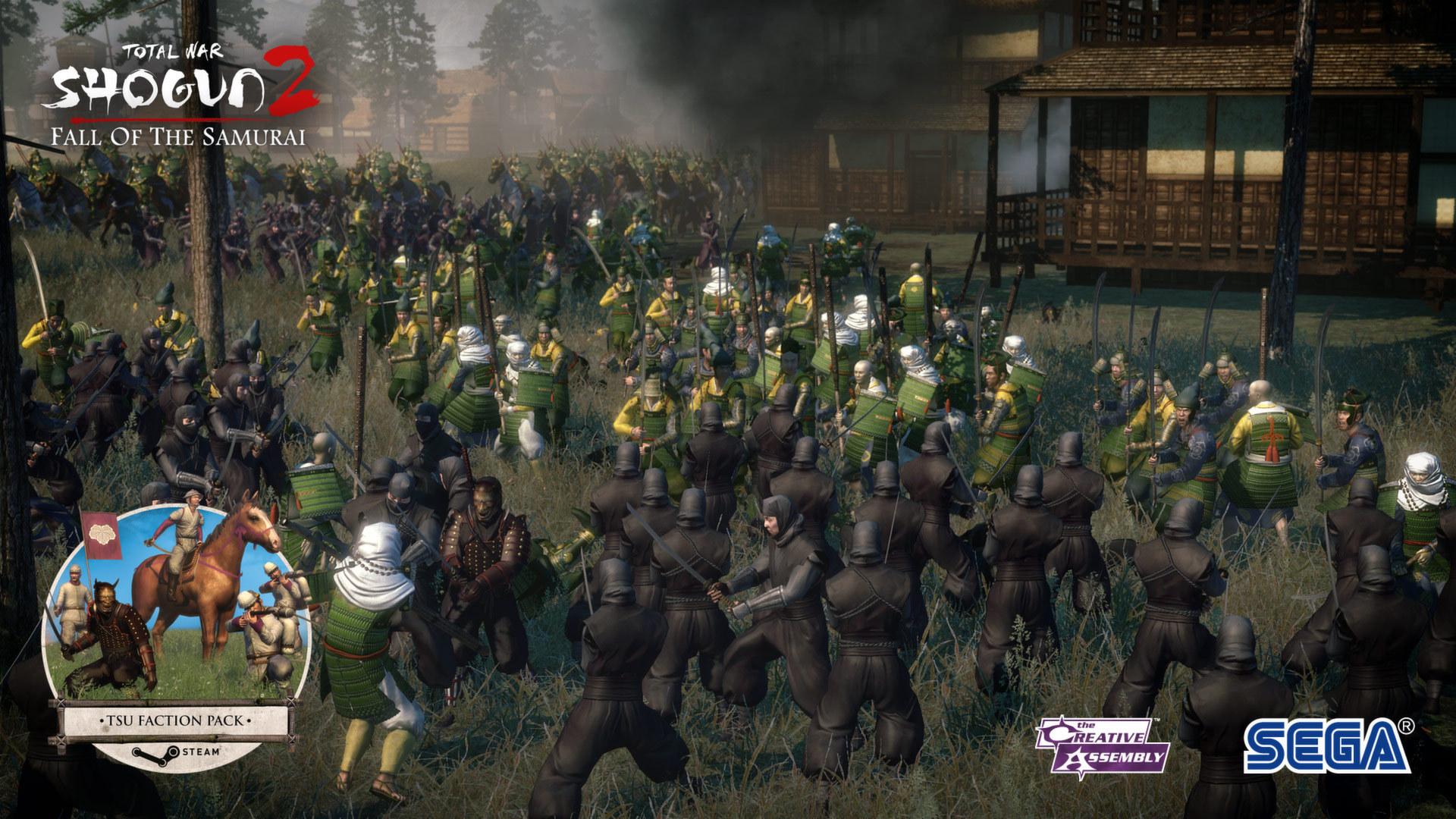 Download Total War: Shogun 2 - Fall of the Samurai Full PC ...