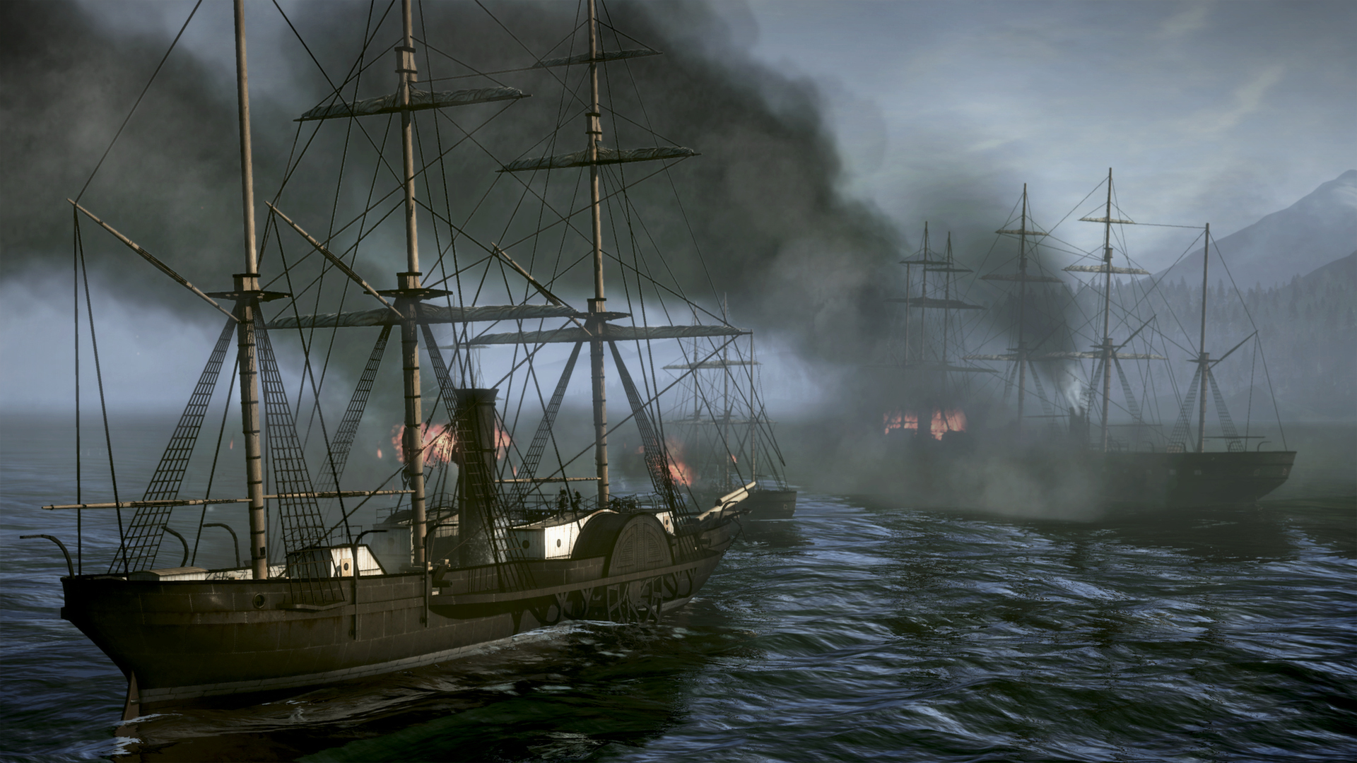empire total war - How do I win naval battles? - Arqade