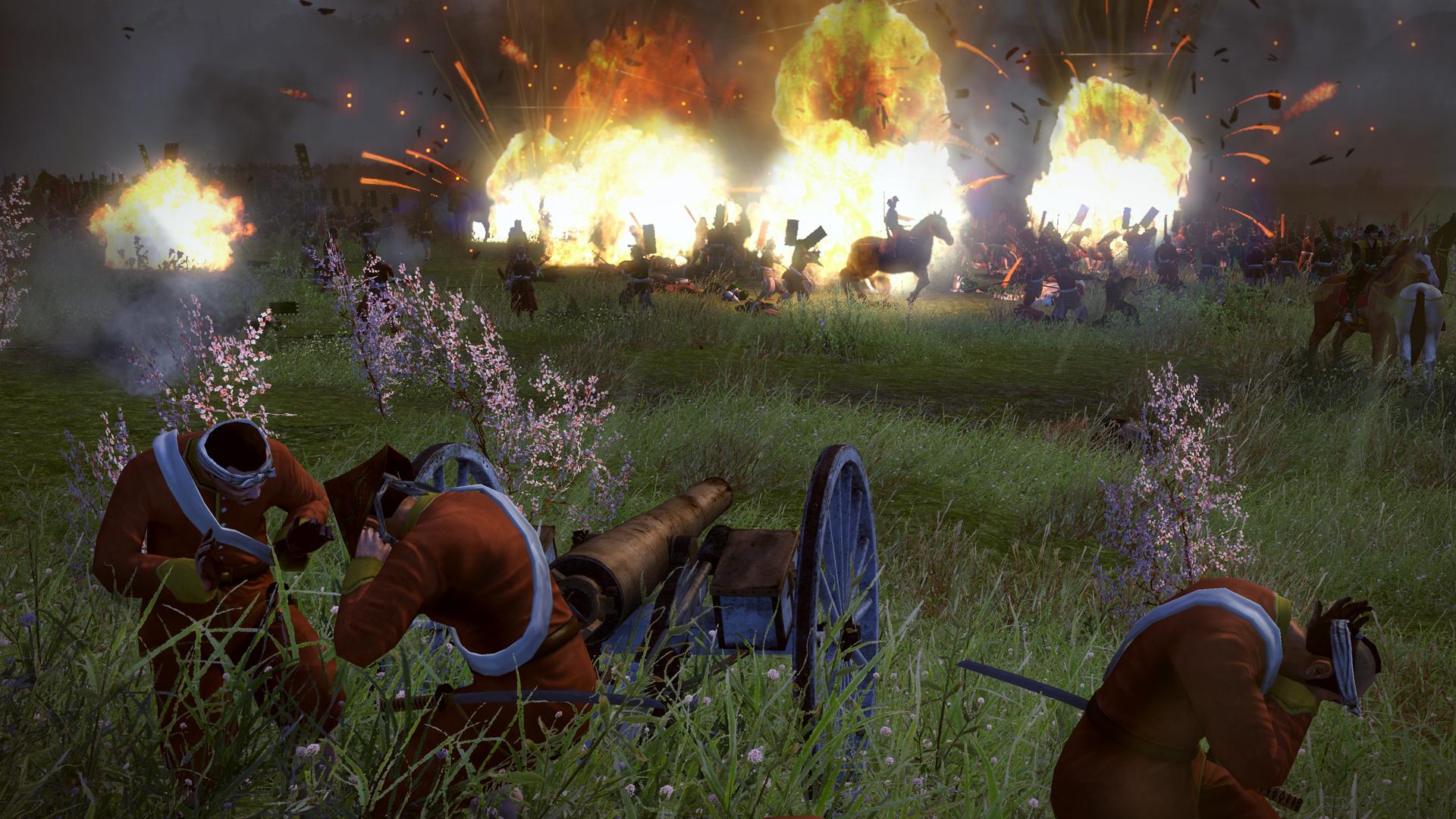 Total War: Shogun 2 - Fall of the Samurai screenshot