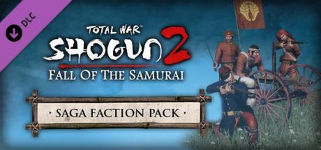 Total War: Shogun 2 - Fall of the Samurai – The Saga Faction Pack