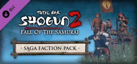 Total War Saga: FALL OF THE SAMURAI – The Saga Faction Pack