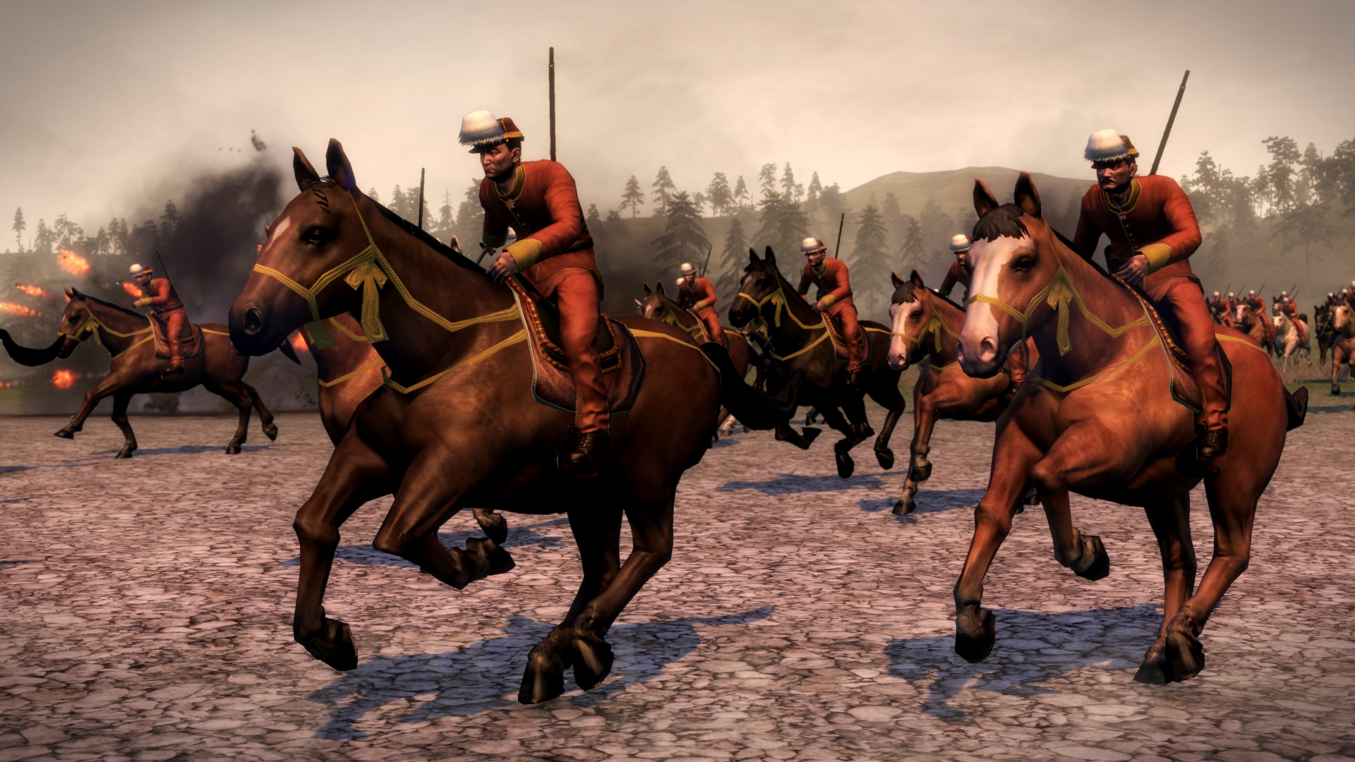 Total War Saga: FALL OF THE SAMURAI – The Saga Faction Pack screenshot