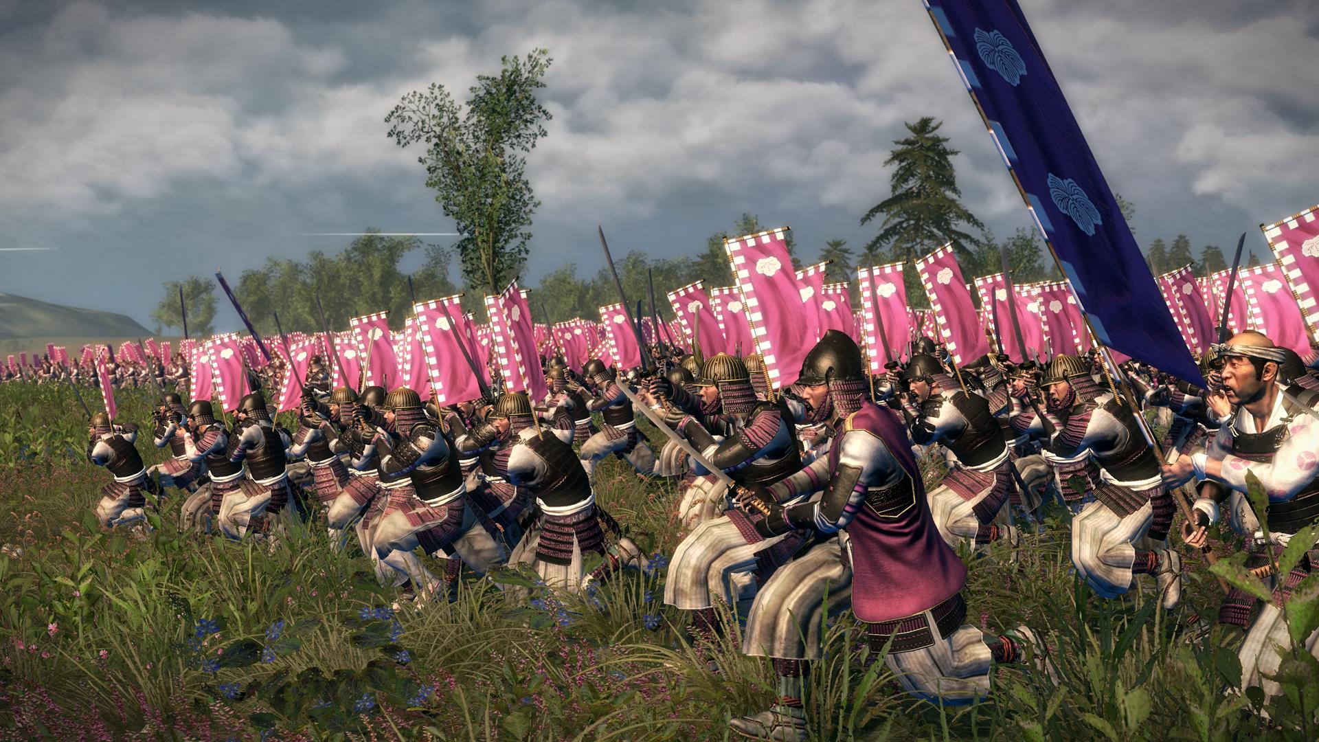 Total War Saga: FALL OF THE SAMURAI – The Tsu Faction Pack screenshot