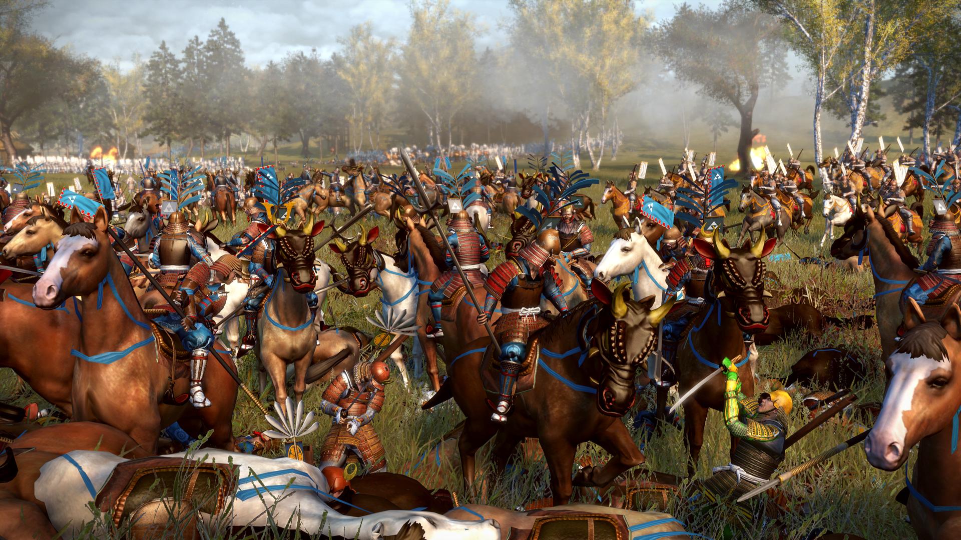 Total War: SHOGUN 2: Saints and Heroes Unit Pack screenshot