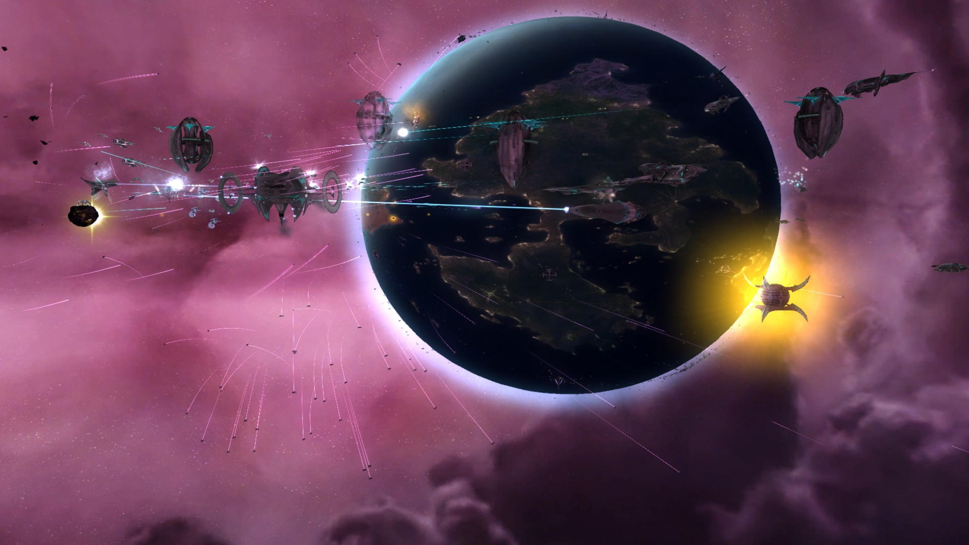 Sins of a Solar Empire: Trinity screenshot
