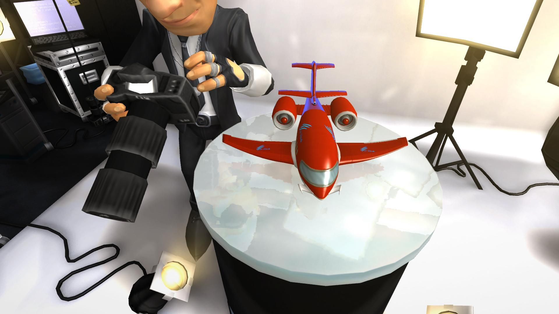 Airline Tycoon 2 screenshot