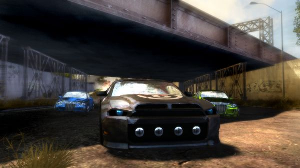 Flatout 3 Chaos And Destruction full pc