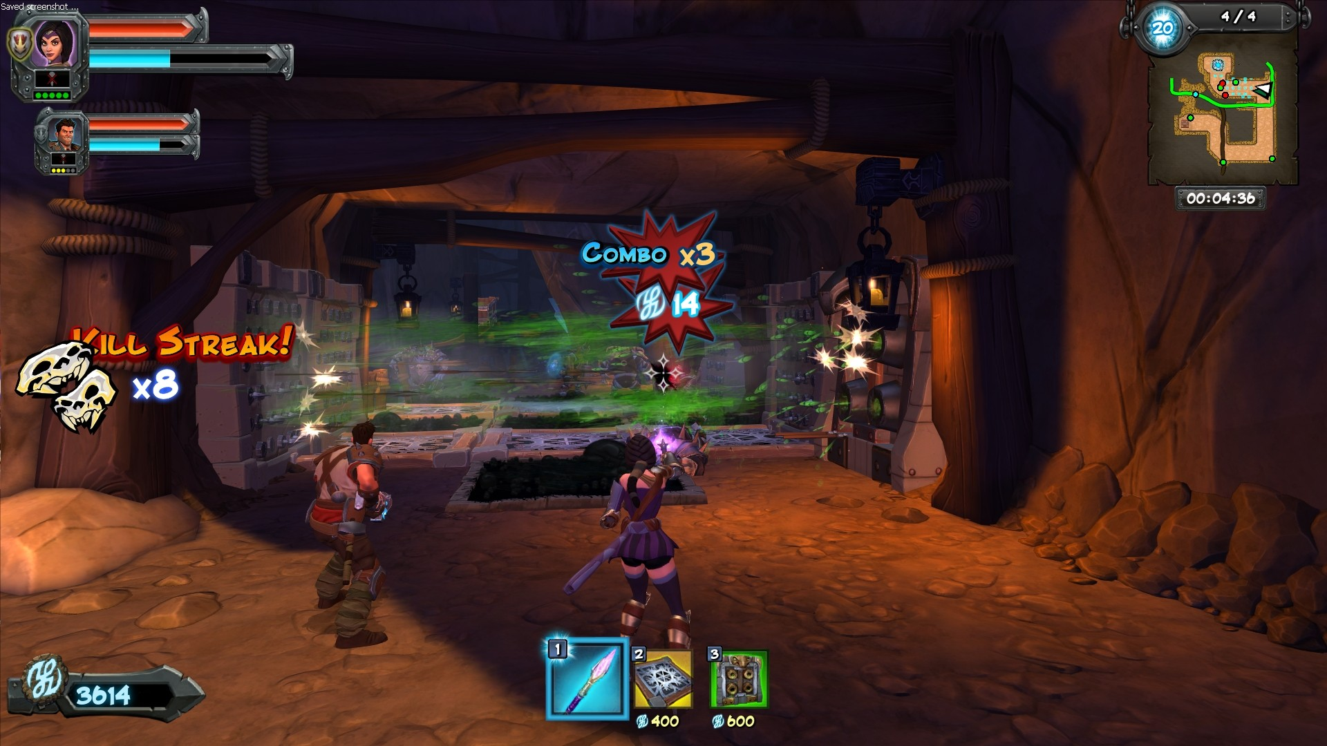 Orcs Must Die! 2 screenshot