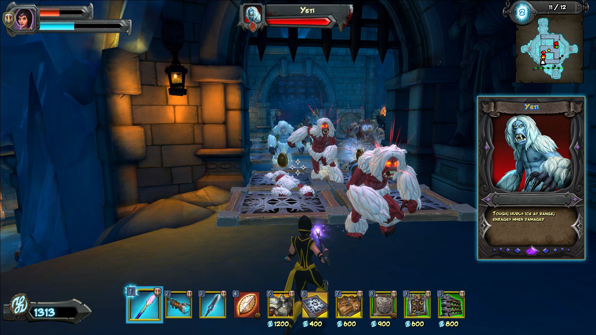 Orcs Must Die! 2 - Are We There Yeti? screenshot