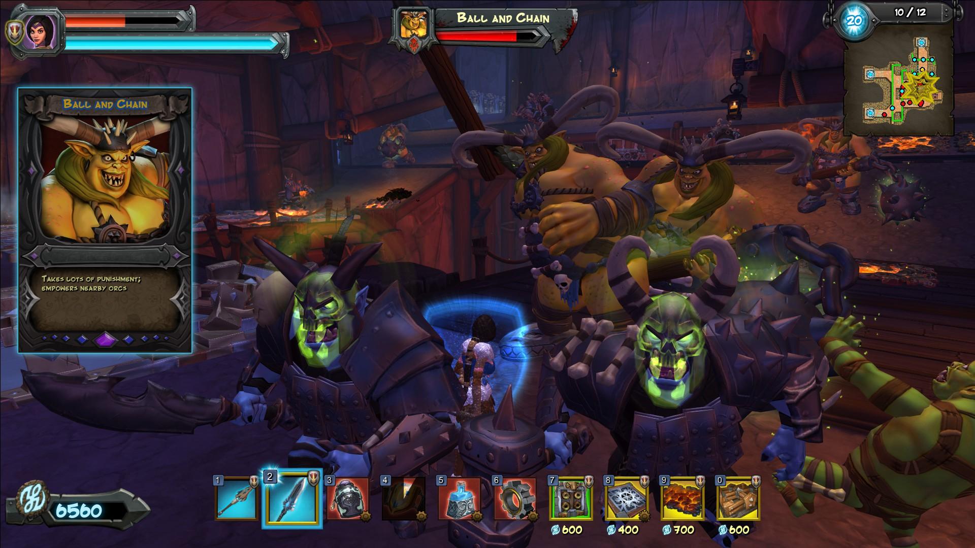Orcs Must Die! 2 - Family Ties Booster Pack screenshot