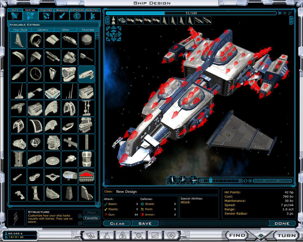 Galactic Civilizations II: Ultimate Edition Free Download image 3