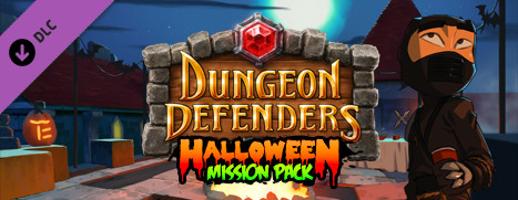 capsule 467x181 Now Available   Dungeon Defenders Halloween Packs