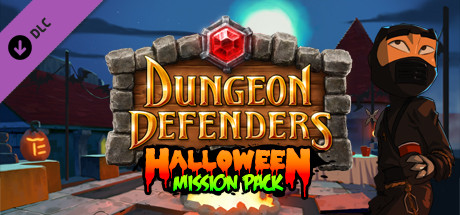 Dungeon Defenders Halloween Mission Pack