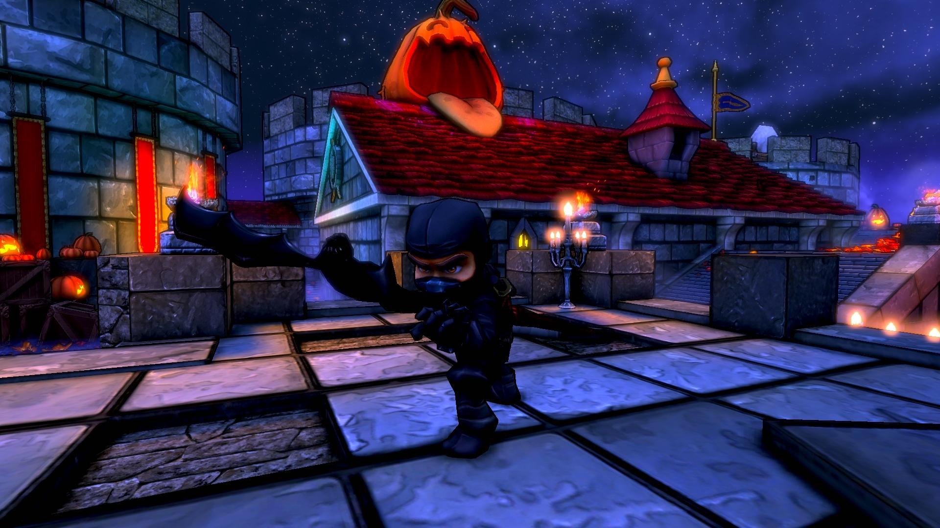 Dungeon Defenders Halloween Mission Pack screenshot