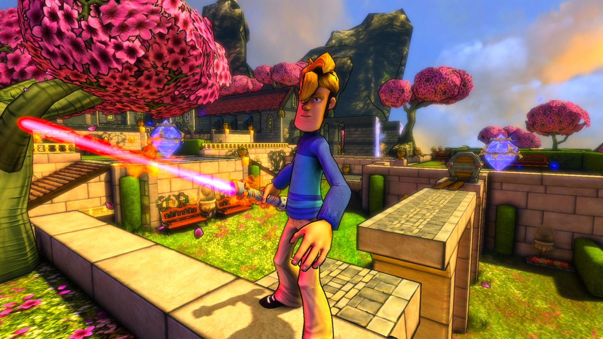 Dungeon Defenders: Penny Arcade Character Pack screenshot