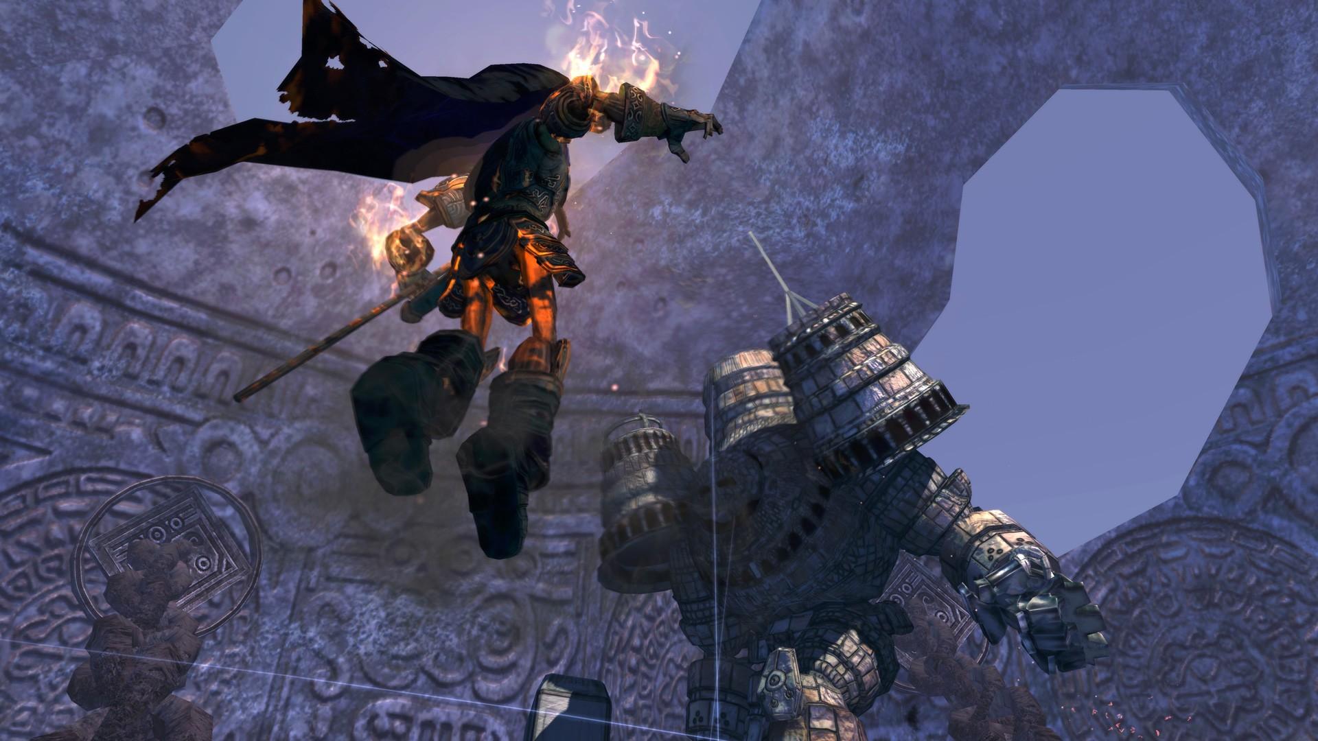Demigod screenshot