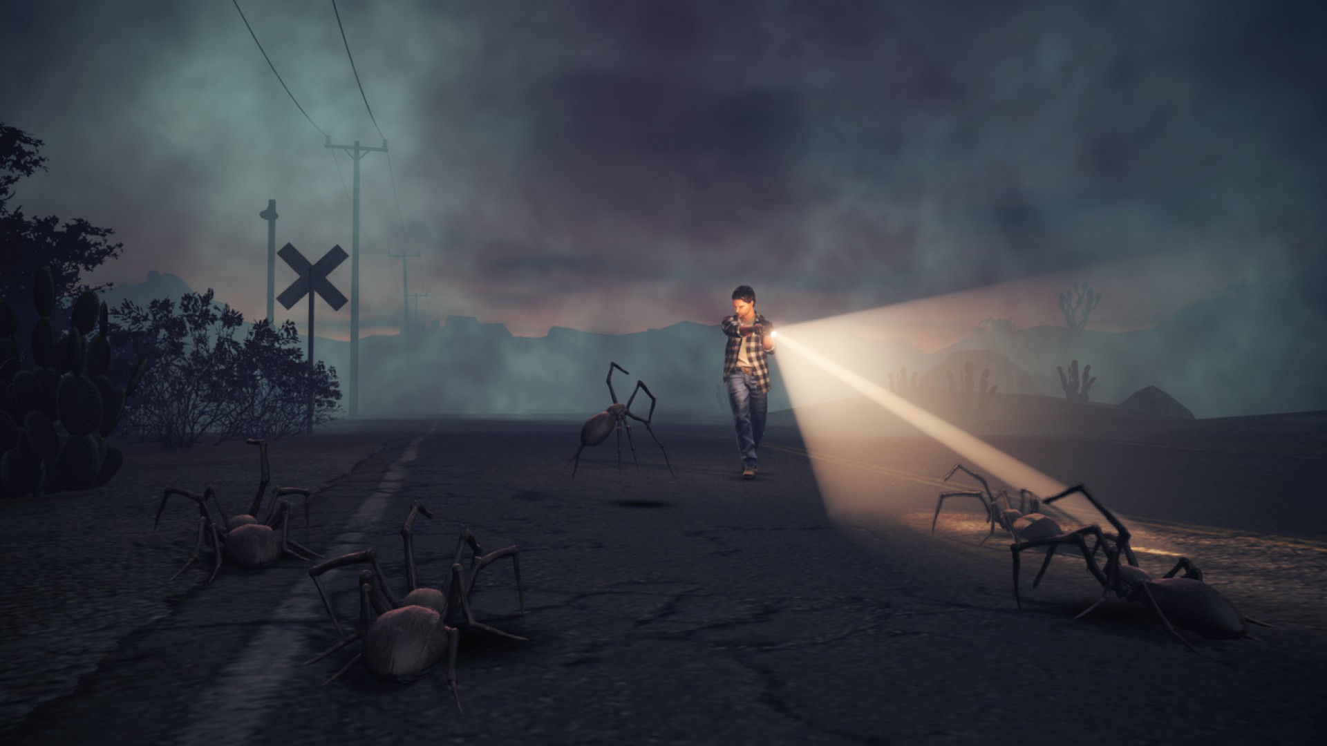 Alan Wake's American Nightmare screenshot 3
