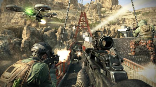 Скриншот игры [Аккаунт] Call of Duty: Black Ops II