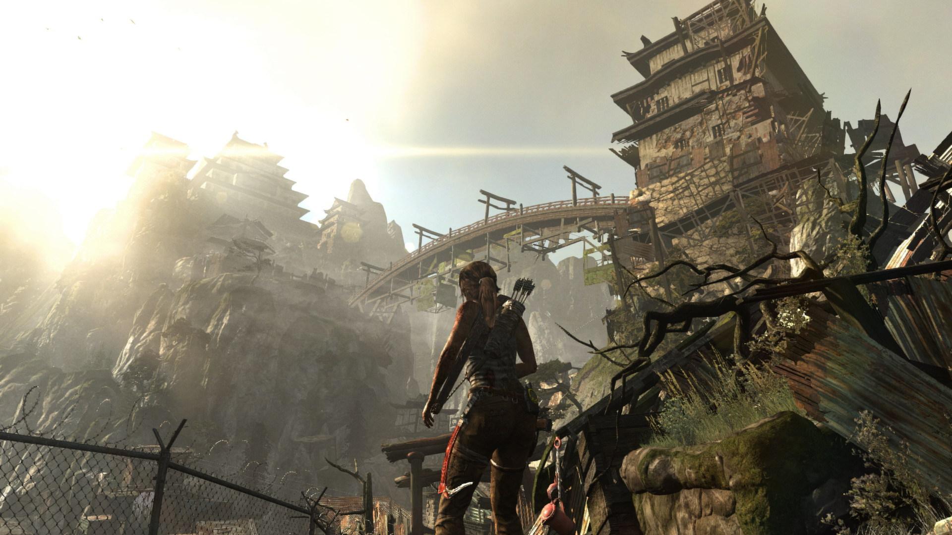 Tomb Raider Resimleri