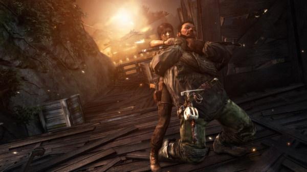 Скриншот игры [Аккаунт] Tomb Raider