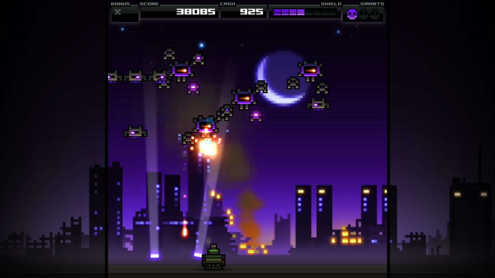 Titan Attacks! screenshot