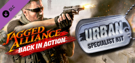 Jagged Alliance: Back in Action - Urban Specialist Kit 2013 pc game Img-1