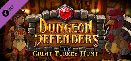 Dungeon Defenders The Great Turkey Hunt! Mission & Costumes