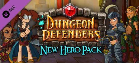 Dungeon Defenders New Heroes DLC