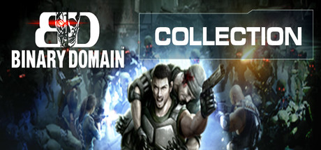 Binary Domain Steam Game