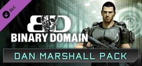 Binary Domain - Dan Marshall Pack