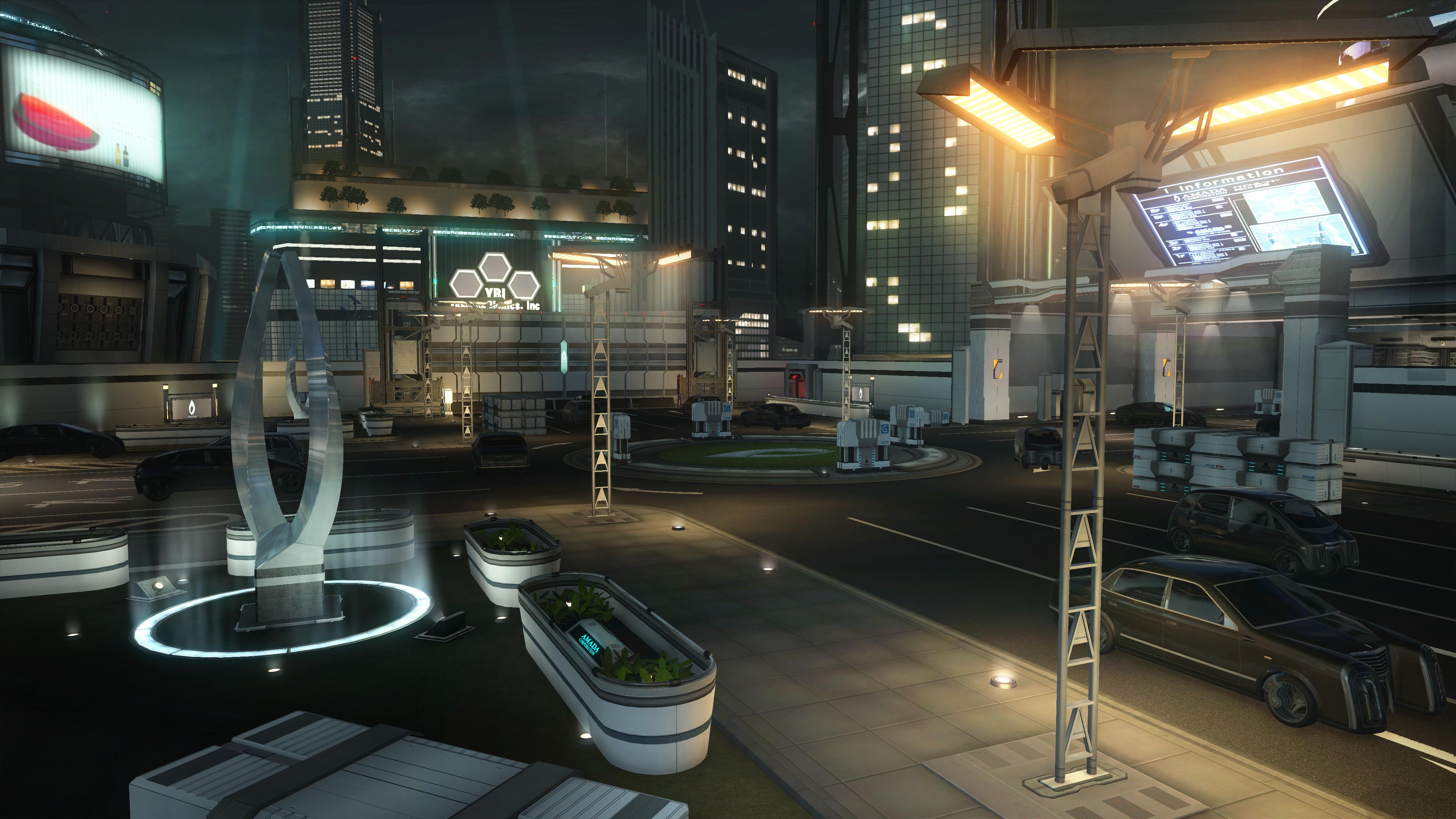 Binary Domain - Multiplayer Map Pack screenshot