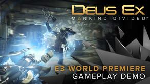 Full E3 2015 World Premiere Gameplay Demo